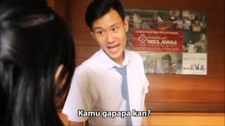 'MY FIRST LOVE IN HIGH SCHOOL' || INDONESIA SHORT MOVIE BY DEAF STUDENTS