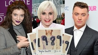 15 Celebrities that LOVE Taylor Swift's 1989!