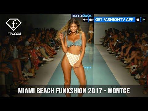 Miami Beach Funkshion 2017 - Montce Swim   FashionTV