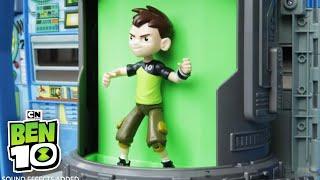 Ben 10 Toys   Only at Toys R Us   Rustbucket   Cartoon Network