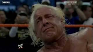 Ric Flair vs Shawn Michaels - Wrestlemania 24