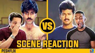 Thammudu vs Badri   Travelling Soldier Song Reaction   Pawan Kalyan vs Vijay   PESHFlix Ent