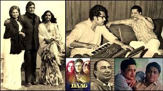 Kishore Kumar - Daag (1973) -