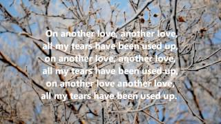 Tom Odell - Another Love lyrics