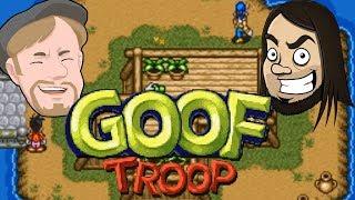 Goof Troop Med Ufosxm! | Del 1: Världens bästa Pappa