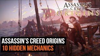 10 Hidden Mechanics Assassin's Creed Origins never tells you about