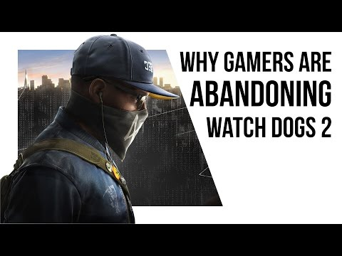 Why is NO ONE playing Watch Dogs 2