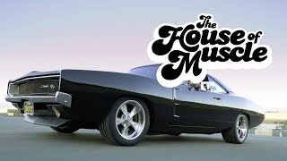 Series Premiere! The House Of Muscle Garage - The House Of Muscle Ep. 1