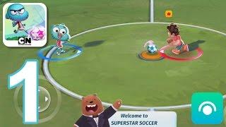 CN Superstar Soccer: Goal!!! - Gameplay Walkthrough Part 1 - Single Player (iOS)