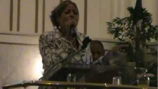 DR. DORINDA CLARK-COLE SINGS