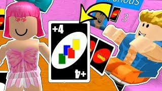 Roblox: UNO CHALLENGE!! - WHO IS THE BEST?!?
