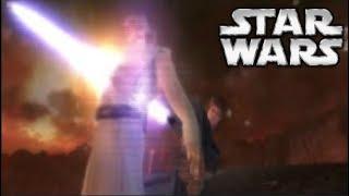 Star Wars ROTS - Anakin Kills Obi-Wan and Darth Sidious [Alternate Ending]