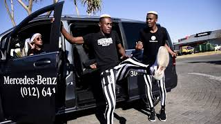 limpopo boys dance after sealing the deal @mercedes benz
