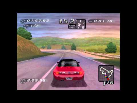 PlayStation Need For Speed IV High Stakes 1999