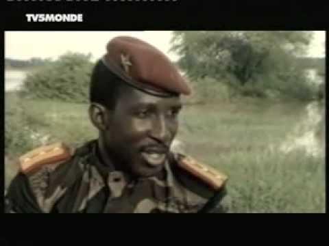 Thomas SANKARA trahi et tué par son ami