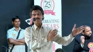 Mazahiya Mushaira Best of Shahed Adeeli (ALL INDIA MUSHAIRA KHAK E TAIBA TRUST -JEDDAH) 2015