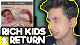Rich Kids of Snapchat Return...