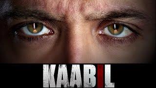 KAABIL 2017 | Official Teaser Poster Out | Hrithik Roshan