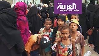 الحوثيون يلوذون بالمدنيين