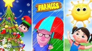 The Season Song  | Kindergarten Videos  For Children