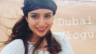 Vlog : Küçük Bir Dubai Tatili ♡