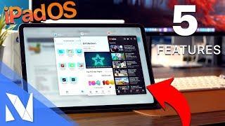 iPadOS - Das sind die 5 BESTEN neuen Features! | Nils-Hendrik Welk