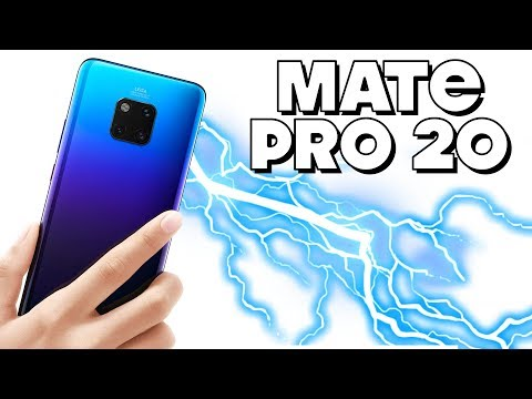 "Huawei Mate 20 Pro PARODY - ""Powerhouse!"""