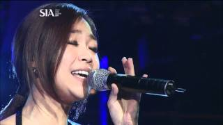 박정현 - 이젠 그랬으면 좋겠네 (2012, Gift) @ 2011.11.03 (Lena Park - I hope it would be that way now)