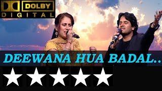 Deewana Hua Badal - Kashmir Ki Kali by Javed Ali & Gauri Kavi - Hemantkumar Musical Group Live Music