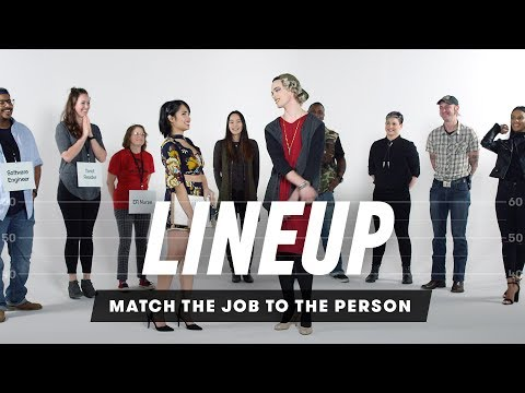 Xxx Mp4 Match The Job To The Person Lineup Cut 3gp Sex