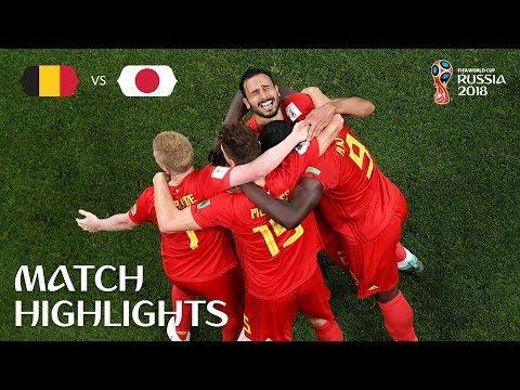 Xxx Mp4 Belgium V Japan 2018 FIFA World Cup Russia™ Match 54 3gp Sex