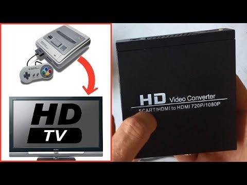 Download HD Video Converter : Convertisseur Peritel vers HDMI et Console retro en HD ! HD Mp4 3GP Video and MP3