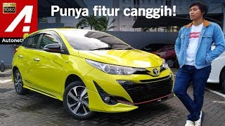 Toyota New Yaris Facelift 2018 First Impression Review by AutonetMagz