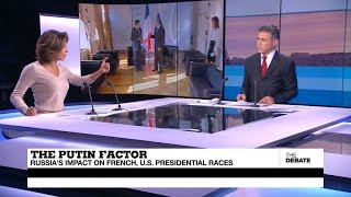 The Putin Factor: Russia's impact on the French and US presidential races (part 1)