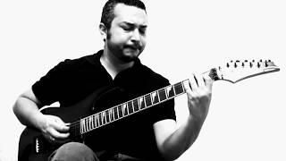 Arabic Guitar - jamming in C phrygian dominant