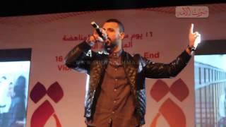 """زاب ثروت وأمينة خليل يتألقان في احتفالية """"نور"""" بساقية الصاوي"""