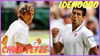 104 - Djokovic vs Federer - Final Wimbledon 2014 - Extended
