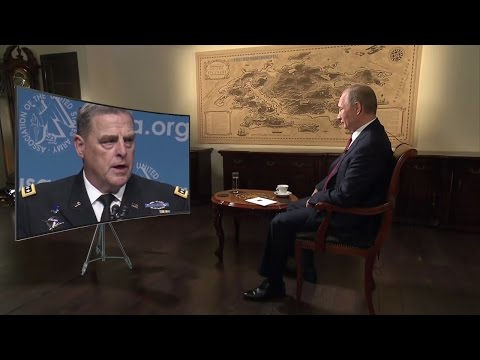 WW3? Vladimir Putin React to US Army Chief Mark Milley - Brother Nathanael: Milley is a liar