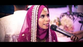 Ameer & Dahiyah Indian Muslim Wedding Hl In Singapore