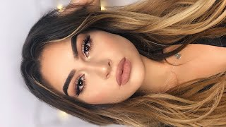 Easy Natural Sexy Smoky Eye Makeup Tutorial I Aylin Melisa