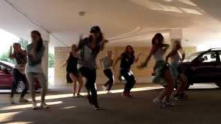 dancehall choreo (jule 2013)
