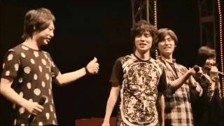ハイキュー!! 祭り イベント Haikyuu Festival Event Opening Remarks  - Seiyuu Event