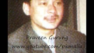 Salaijo old song by Prabin Gurung