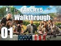 Download Video Download Far Cry 5 - Walkthrough Part 1: Welcome to Hope County 3GP MP4 FLV