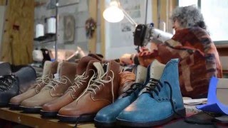 Einat's Shoes The art of shoe making