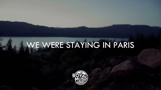 the chainsmokers paris lyrics lyric video