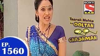 Taarak Mehta Ka Ooltah Chashmah - तारक मेहता - Episode 1560 - 10th December 2014