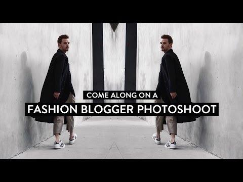 Xxx Mp4 Come Along On A Fashion Blogger Photoshoot 3gp Sex