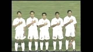 مباراة العراق وإيران / بغداد2001 تصفيات كأس العالم