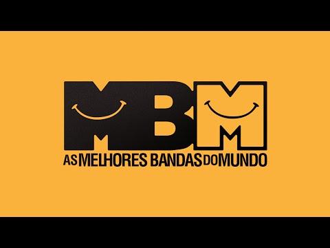 Making of capa do disco As Melhores Bandas do Mundo MM20anos